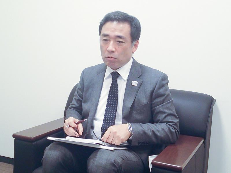 黒田専務理事