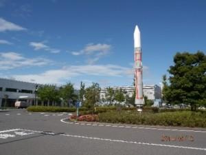 IHIエアロスペース研修風景