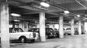駐車場の利用状況