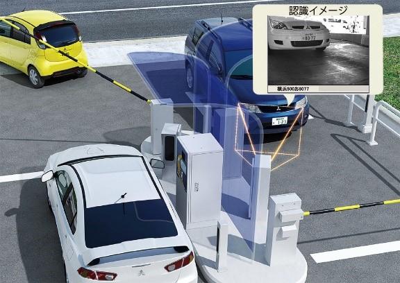 車番認識システム