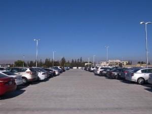 ウェストフィールドバレーフェアー駐車場